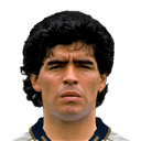 FO4 Player - D. Maradona