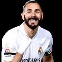 FO4 Player - Karim Benzema