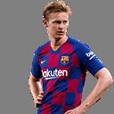 FO4 Player - F. de Jong