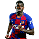 FO4 Player - Ousmane Dembélé