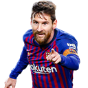 FO4 Player - Lionel Messi