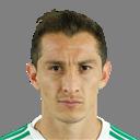 FO4 Player - Andrés Guardado