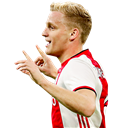 FO4 Player - D. van de Beek